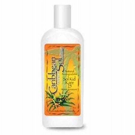 Solutions Caraïbes SPF 25 Crème solaire Sol Kid Kare Biodégradable 6 oz