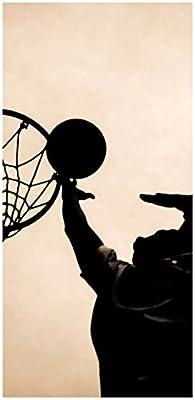 Diseño panel cortina de baloncesto: Amazon.es: Hogar