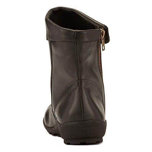 Softee Cradles Walking Black Women's Leather qB4g4tdx