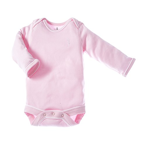 little-pharo-100-extra-long-staple-egyptian-cotton-long-sleeved-bodysuit-pink-size-0-3-months