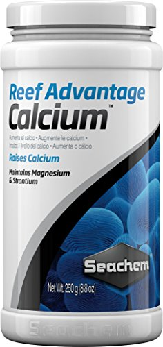 - Seachem Reef Advantage Calcium 250gram