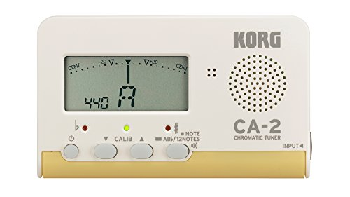 Korg CA-2 Chromatic Tuner (CA2) (Best Harmonica Player Ever)
