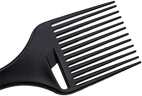 MAJFK Haarborstel Pick Haar Kam Vork Kam Sandelhout Kam Massage Kam Kappers Tool Organische Haarborstel Grooming Gereedschap