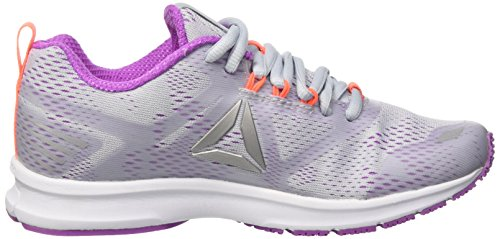 para Ahary de Mujer Zapatillas Punch Reebok Cloud Gris Running Guava 000 Runner Silvr Violet Vcs Gris Grey BwHwdX