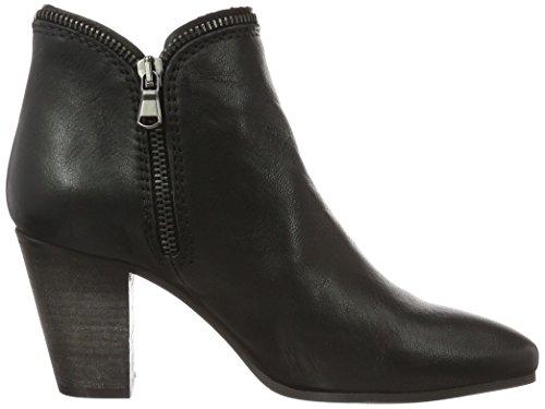Mentor Damen Ankle Boot Stiefel Schwarz (Black)