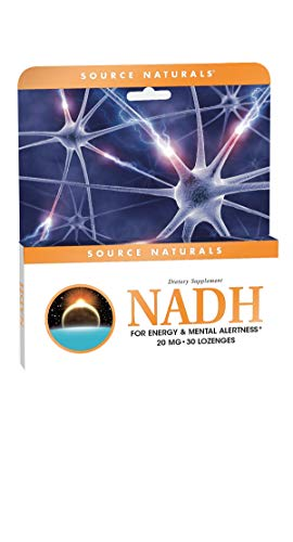 Source Naturals NADH 20mg Peppermint Lozenge - 30 Lozenges ()