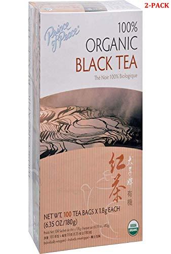 Tea, Black, 100 Count (100 Count (2-Pack))