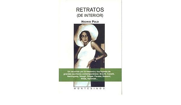 Retratos (de interior): Amazon.es: Polo Cebollada, Higinio: Libros