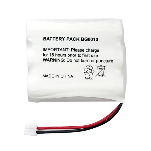 Fenzer Rechargeable Cordless Phone Battery for Motorola MA360 MA361 MA362 Cordless Telephone Battery Replacement Pack