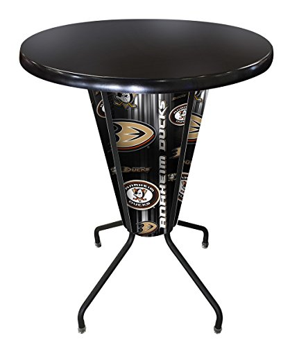 Lighted Outdoor Stool Table - 6