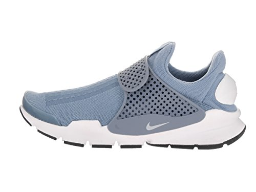 Nike Mens Dock Dart Lavoro Blu / Bianco / Bianco / Nero Scarpa Da Corsa 10 Uomini Noi