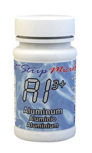 Industrial Test Systems eXact 486821 Micro Aluminum Strips (Bottle of 50)