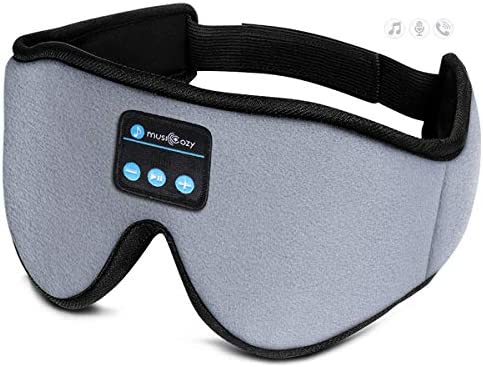 Sleep Headphones 3D Bluetooth Sleep Mask, MUSIC...
