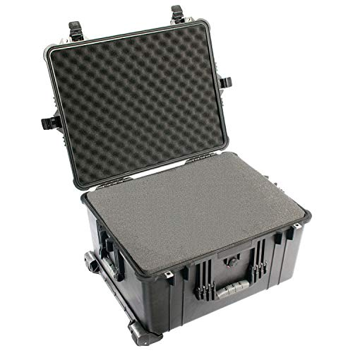 (Pelican 1620 Case With Foam (Black))