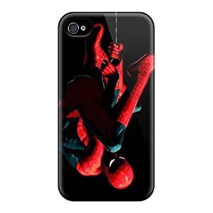 Steptone Iphone 4/4s Well-designed Hard Case Cover Spiderman Protector