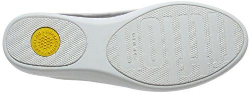 Fitflop fumatori argento mocassini argento donna Pantofole Audrey 011 da in qg5xxvd