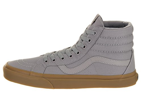 Light Sk8 Gray Leather Gum Frost hi Adults' Trainers Unisex Reissue Vans EwqT8z1x
