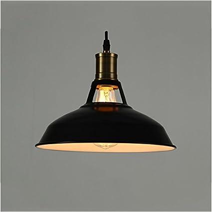 Lámpara Industrial Luz Colgante Lámpara De Techo Antigua ...