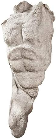 Design Toscano Alexander the Great Torso Wall Sculpture