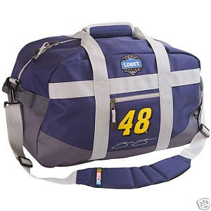 A.D. Sutton Jimmie Johnson Duffel Bag - Jimmie Johnson One Size (Jimmie Johnson Bag)