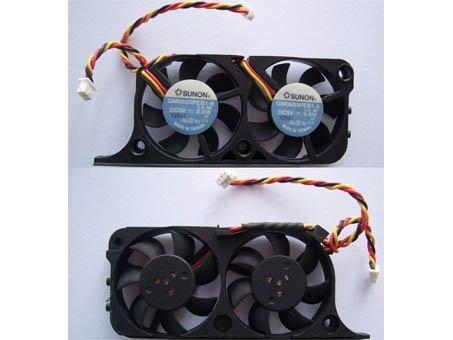 C840 Latitude Series (Replacement for Dell Latitude C840 Series Laptop CPU Fan)