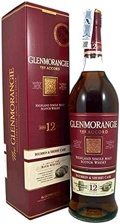 Glenmorangie Glenmorangie The ACCORD 12 Years Old Highland Single Malt Bourbon & Sherry Cask 43% Vol. 1l in Giftbox - 1000 ml