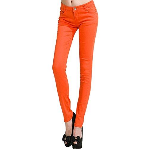 Slim Jeans Grand Orange Hee Femme UWEYwqBcp