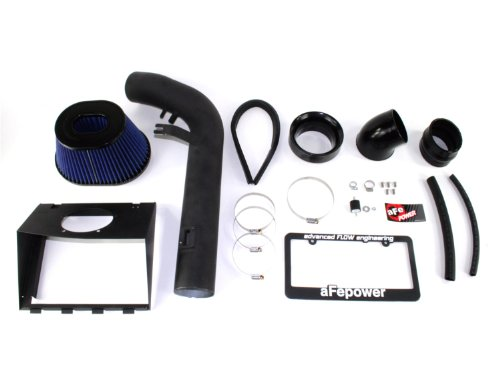 aFe Power Magnum FORCE 51-11902-1 Ford F-150 Performance Cold Air Intake System (Dry, 3-Layer Filter)