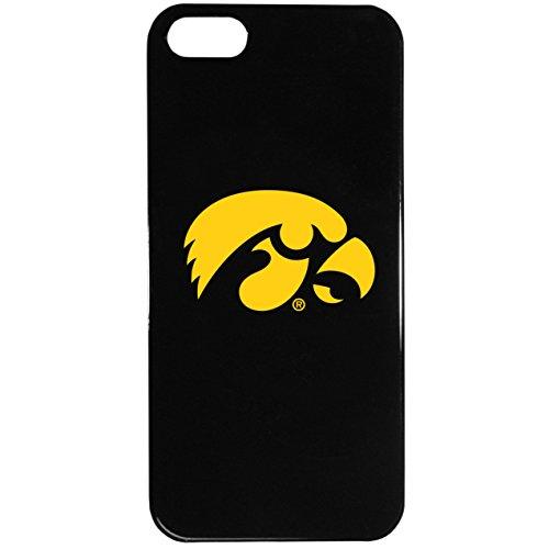 Siskiyou Sports C5GBK52B Iowa Hawkeyes iPhone 5 Logo Case