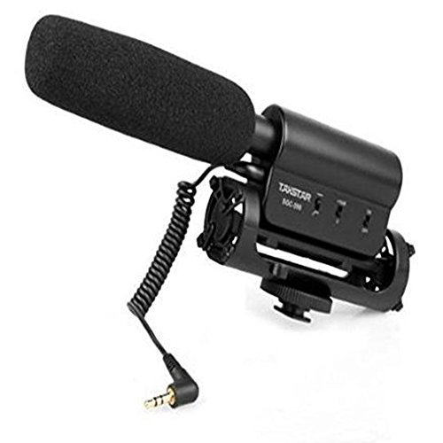 TAKSTAR SGC-598 Hotography Video Microphone Photography on Camera Microphone