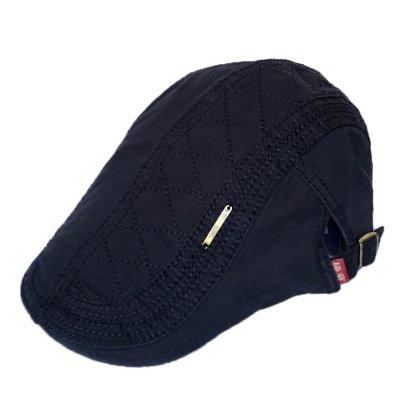 Amazon.com  Znzbzt berets new hat men and women s youth forward cap ... 8a025b2d77