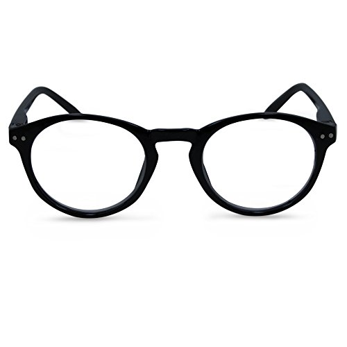In Style Eyes Optic Vision Progressive BiFocal Glasses/Black 2.50 by In Style Eyes (Image #1)