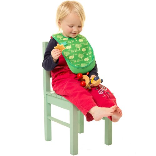 Bibetta Ultrabib Baby Bib (Green Owl) by BabyCenter (Image #10)