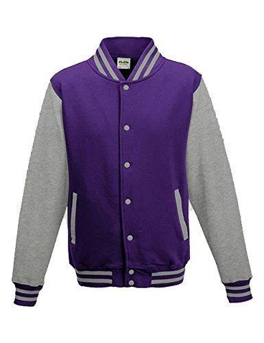 Giacca Awdis Multicoloured burm purple Uomo Grey Heather Jh043moxn EUqrU