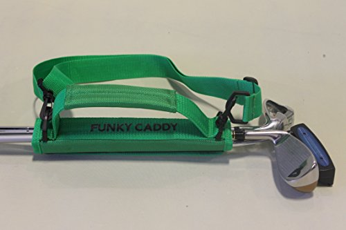 C12 A99 Golf Funky Caddy Golf Bag Driving Range Carrier Sleeve Light with velcro by A99 Golf (Image #4)