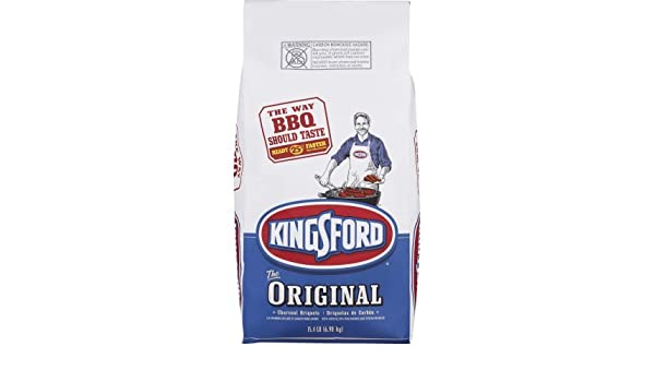 Kingsford Original Charcoal Briquettes, 15.4 lbs - 2 Pack