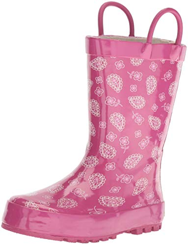 Western Chief Kids' Waterproof Printed Rain Boot
