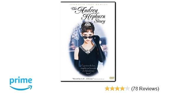 Amazon The Audrey Hepburn Story Jennifer Hewitt Keir