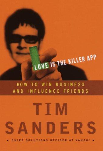 love is the killer apptim sanders