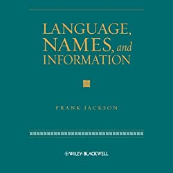 Language, Names and Information