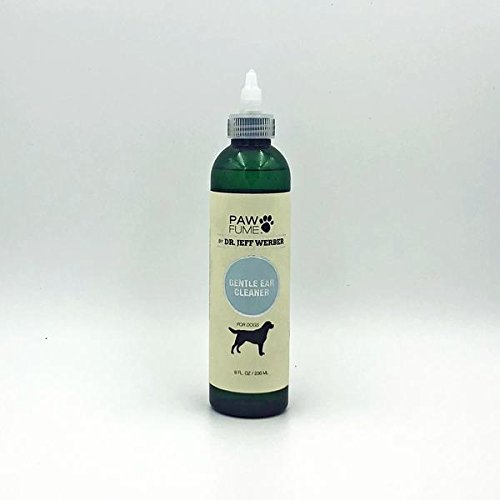 Gentle Ear Cleaner - Pawfume By Dr. Jeff - 8oz by Paw Fume