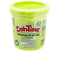 Doh Time Arts & Crafts Toy For Unisex - Assorted Colors
