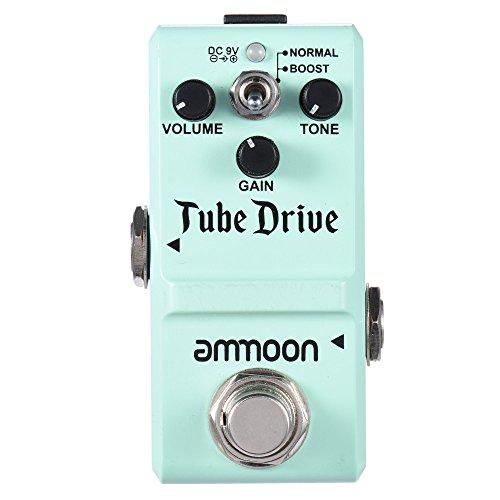 ammoon Guitar Effect Distortion Bypass