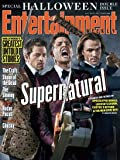 Entertainment Weekly Magazine October 2017 Supernatural, Special Halloween Double Issue