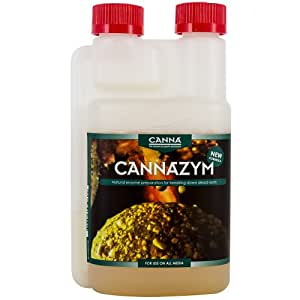 Abono - Fertilizante para el Cultivo de Canna Cannazym, 250ml ...