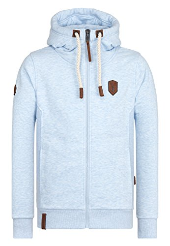 Jacket Melange Zipped Naketano Male Birol Cloudy 4qTExxvBwX