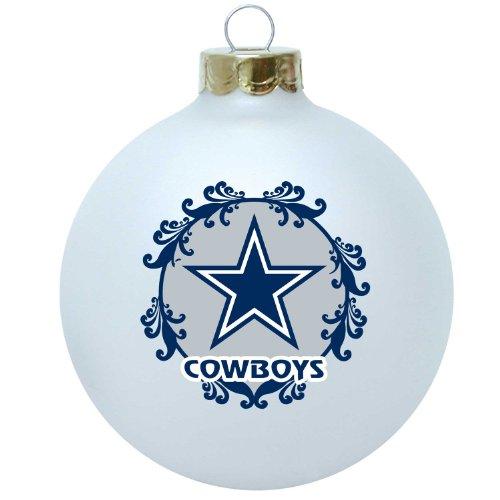 NFL Dallas Cowboys Large Collectible Ornament ()