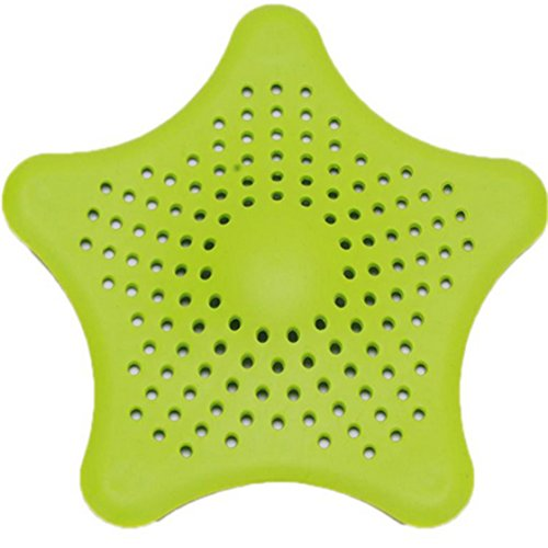 TraveT Star shaped Silicone Stopper Bathroom