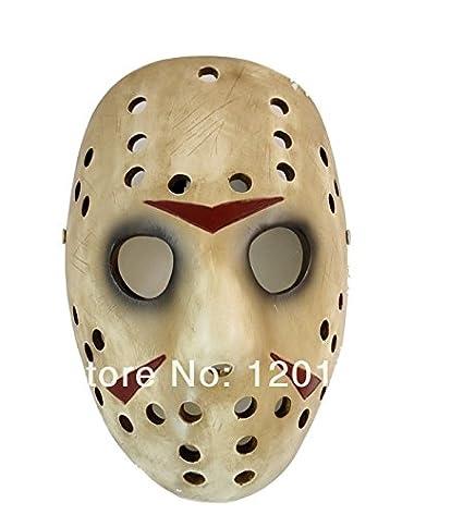 2015 – Jason Vs. Freddy disfraz de película Full Face máscara de resina, diseño