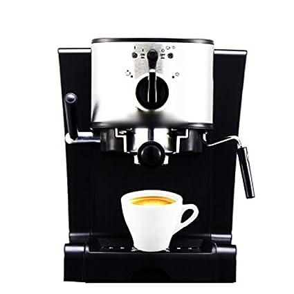 LJHA kafeiji Máquina de café espresso, máquina de café comercial para el hogar Máquina de